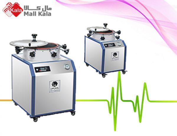 مشخصات اتوکلاو 75 و 25 لیتری کلاس B - ریحان طب