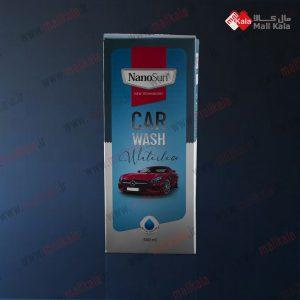 شامپو خودرو بدون آب نانوسان واترلس